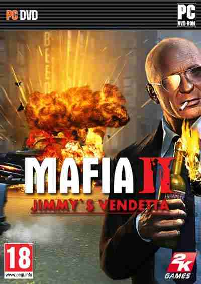 Descargar Mafia 2 Jimmys Vendetta [MULTI2][Juego COMPLETO + DLC] por Torrent